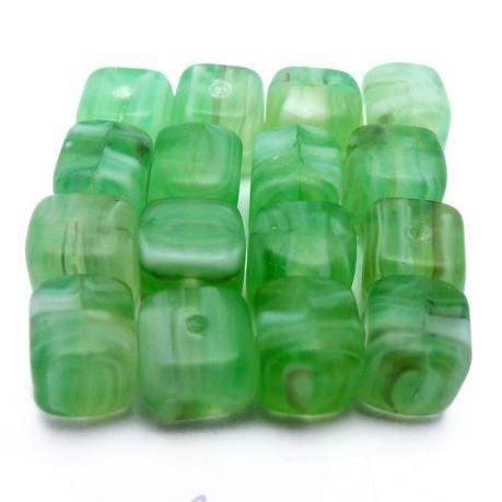 Kostičky (světle zelené)
