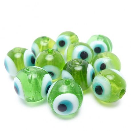 Korálky s očkem