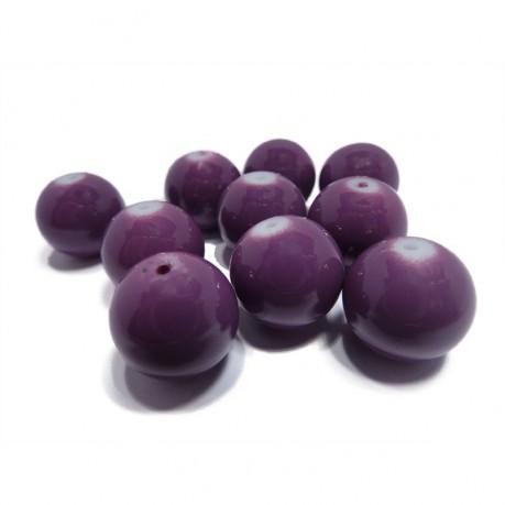 Koule větší (tmavě fialové)