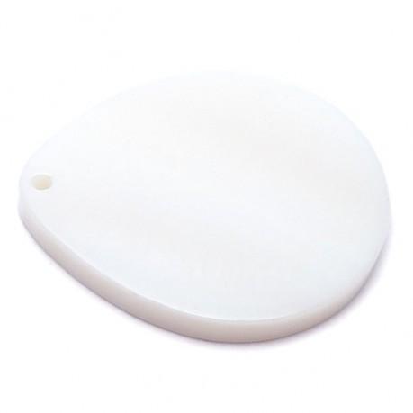 Přívěšek z perletě cca 2,7cm č. 4