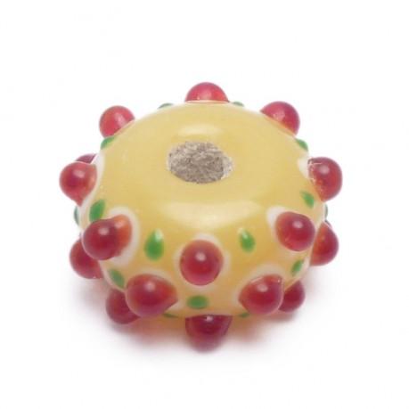Ručně vinutá perle č. 48