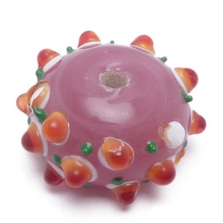 Ručně vinutá perle č. 49