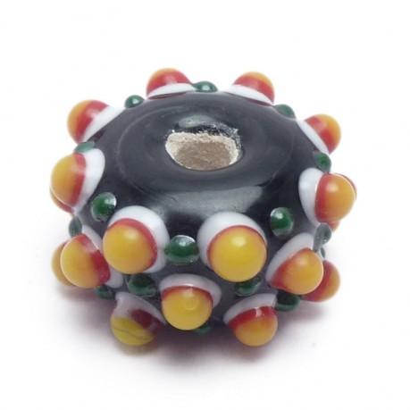 Ručně vinutá perle č. 52