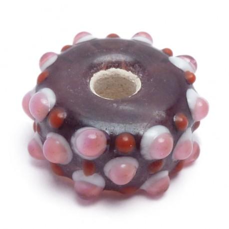 Ručně vinutá perle č. 56