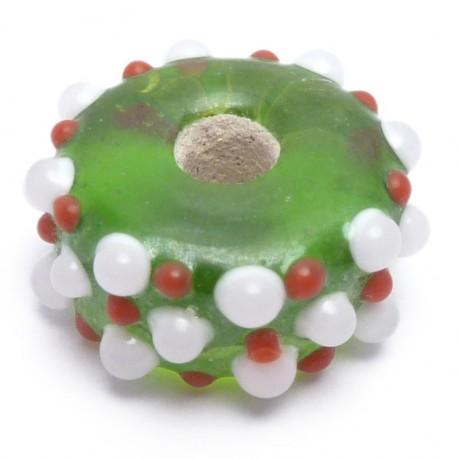 Ručně vinutá perle č. 58
